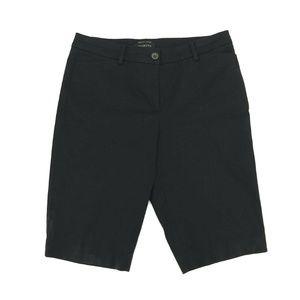 Talbots Perfect Short Bermuda Shorts Sz 6 Stretch